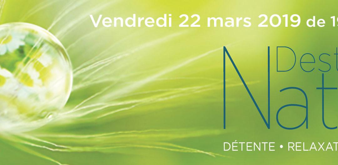 Soirée nature du 22 mars 2019